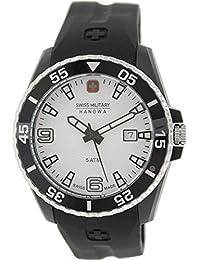 Swiss Military Hanowa Herren-Armbanduhr XL Analog Quarz Plastik 06-4200.27.001.07