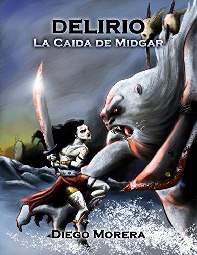 Delirio: La Caída de Midgar por Diego Morera