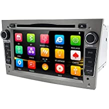 7 inch Car Audio Stereo Double Din In Dash for Opel Vauxhall Corsa Vectra Astra Support GPS Navigation DVD Player Bluetooth Car Radio USB SD Cam-In
