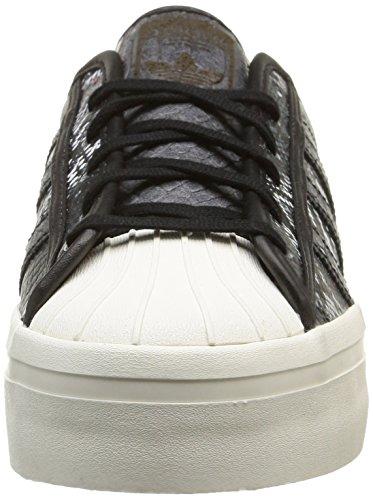 Adidas Superstar Rize, Sneaker Donna Nero (noir (noyau Noir / Noyau Noir / Tomate))