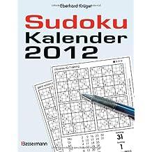 Sudokukalender 2012