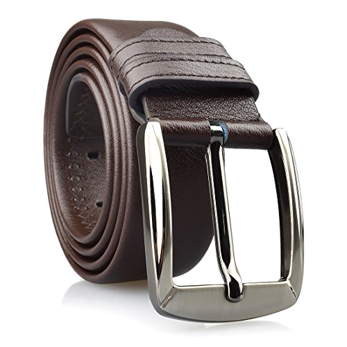 r-conti-mens-leather-reversible-belt-with-nickel-free-pin-buckle-14-widthbrown