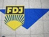 Halstuch Junger Pionier Aufnäher FDJ Ostalgie DDR Mottoparty Deko