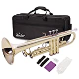 Best Student Trumpets - Windsor Student Bb Trumpet with Case Review