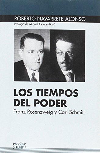 Los tiempos del poder (Euroamericana) por Roberto Navarrete Alonso