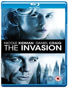 The Invasion [Blu-ray] [2007]  [Region Free]