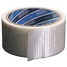 Draper 65021 Expert 15M x 50mm Heavy Duty Strapping Tape 15 m x 50 mm