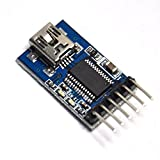 Alcoa Prime 5PCS FT232RL USB to Serial adapter module USB TO RS232 Max232 for Arduino NEW