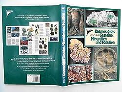 Kosmos-Atlas Gesteine, Mineralien und Fossilien