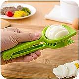 Zoomy far Oeufs SLR Cutter Tomate Gadgets Multifonction pour Accessoires de Cuisine Outil de Cuisson: Vert