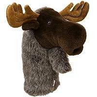 Daphne 's Moose–Funda para Driver de Golf, Unisex, Moose, marrón, No se Aplica