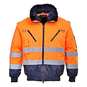 Portwest PJ50 – Hi-Vis chaqueta experimental, color, talla 3 XL