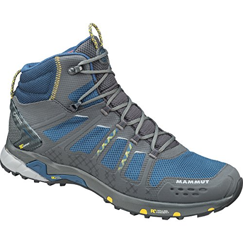 Mammut T Aenergy Mid GTX Men - Gore-Tex Outdoorschuhe - graphite/orion 44 2/3