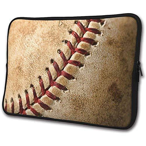 15 inch Laptop Schutzhülle Baseball Stitches Notebook Computer Cover Bag Kompatibler Laptop