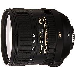 Nikon AF-S Nikkor Objectif 24-85 mm f/3.5-4.5G ED VR