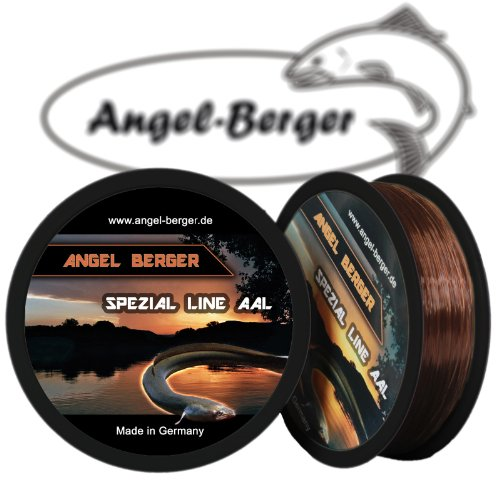 Angel Berger Spezial Line Angelschnur Aal 300m (0.30mm / 7.80Kg)