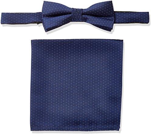 MLT Belts & Accessoires Herren Fliegen-Set Monaco, Monaco Blau (Navy 1026), One Size