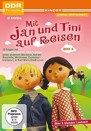 Box 5 (DDR TV-Archiv) (2 DVDs)