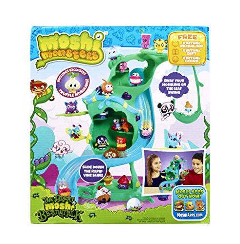 Image of Moshi Monsters Beanstalk