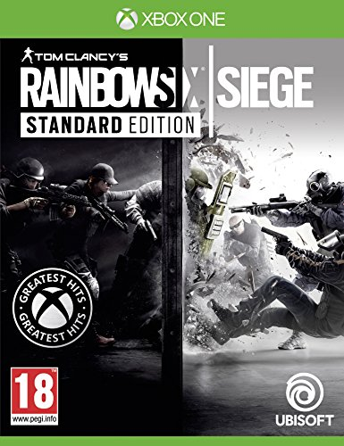 Price comparison product image Tom Clancy's Rainbow Six Siege (Xbox One)
