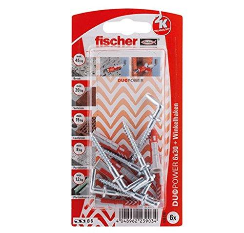 Fischer DUOPOWER Dübelset 30mm 535218 1 Set