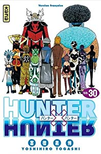 Hunter X Hunter Edition simple Tome 30