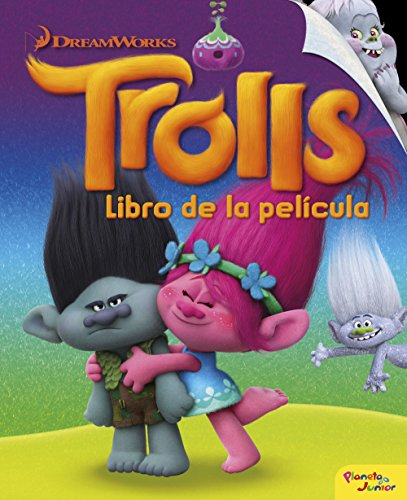 Trolls. Libro De La Película (Dreamworks. Trolls)
