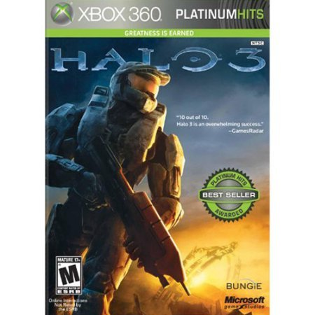 Halo 3 - Platinum Hit (Xbox 360) WLM