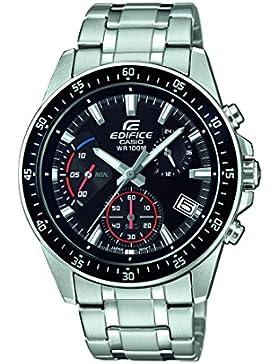 Casio Edifice, Herren-Armbanduhr EFV-540D-1AVUEF