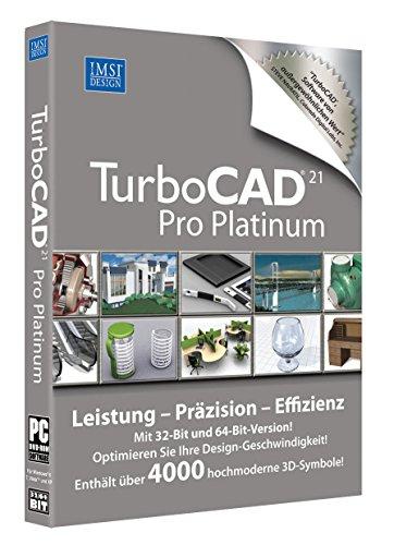 TurboCAD Pro Platinum 21 [import allemand]
