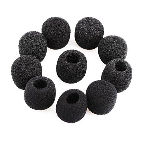 winomo-15pcs-pare-brise-mic-windshiled-mousse-petits-couvercles-pour-revers-micro-cravate-noir