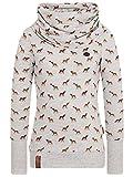 Naketano Damen Sweater Harlem Hellfighter Sweater