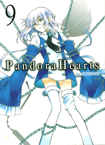 Pandora Hearts Edition simple Tome 9