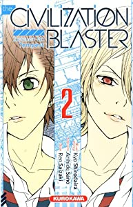 The Civilization Blaster - Zetsuen no Tempest Edition simple Tome 2
