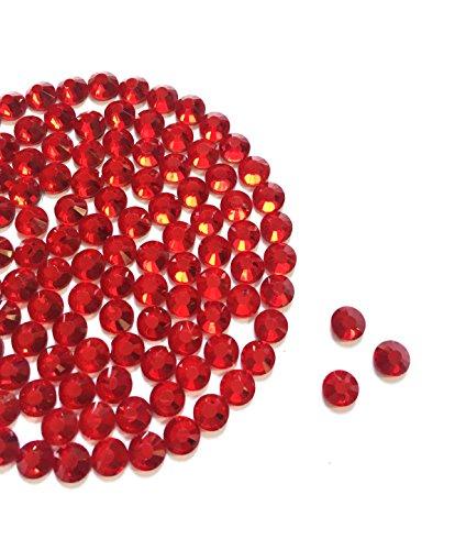 Diamante Me strass en verre siam DMC (hotifx/Fer Sur) 500 x 5mm