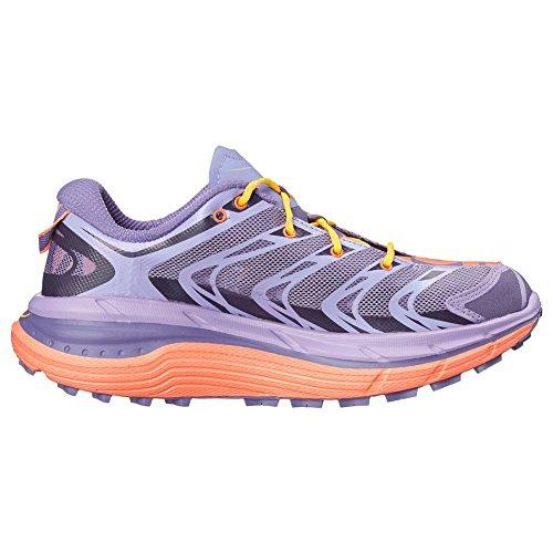 Chaussures Speedgoat - femme Bleu Corse/corail fluo