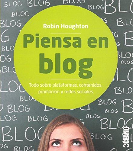 Piensa En Blog (Manuales ilustrados)