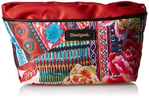 Desigual NATI CASILDA - Beauty Case Donna, Rosa (3062), 19x14.5x9