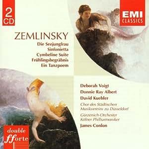 Zemlinsky:die Seejungfrau