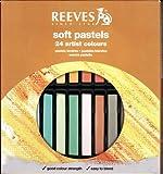 24 Feine Soft Pastellkreiden