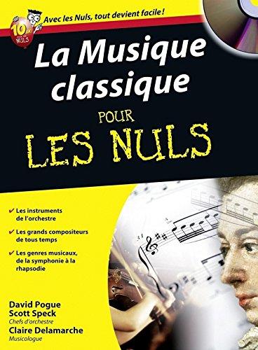 La Musique classique Poche pour les Nuls