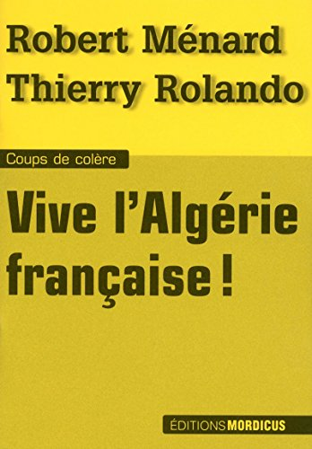 Vive l'Algérie française