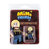 Custom Design Minifigure - The 13th Doctor Who