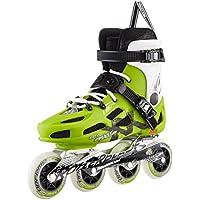 Rollerblade Maxxum 84Patines en línea para Hombre, Hombre, MAXXUM 84, Verde/Blanco