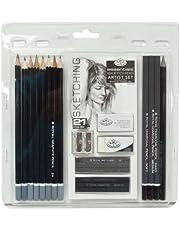 Royal & Langnickel Essentials Sketching Pencil Set, 21-Piece