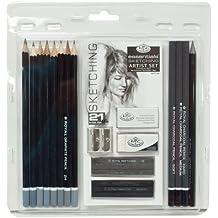 Royal & Langnickel Sketching Pencil Set