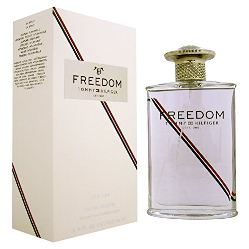 Tommy Hilfiger Freedom Men EDT Spray 100ml, 1er Pack (1 x 100 ml) (Von Tommy Cologne Men Hilfiger)