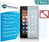 Slabo 2 x Premium Panzerglasfolie Amazon Fire HD 8-Tablet | Fire HD 8 (2018) mit Alexa (20,3 cm 8