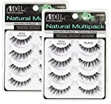 ARDELL Professional Natural Multipack Demi Wispies Black by Ardell