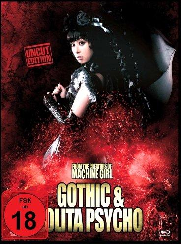 Gothic & Lolita Psycho - Uncut [Blu-ray] [Limited Edition]
